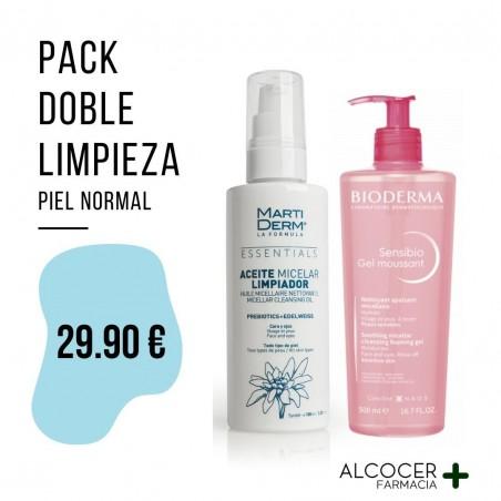 PACK DOBLE LIMPIEZA PIEL NORMAL