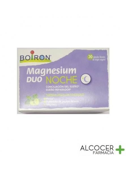 BOIRON MAGNESIUM DUO NOCHE 30 CAPSULAS