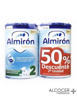 ALMIRON ADVANCE+ 2 PACK AHORRO 2 X 800 GR