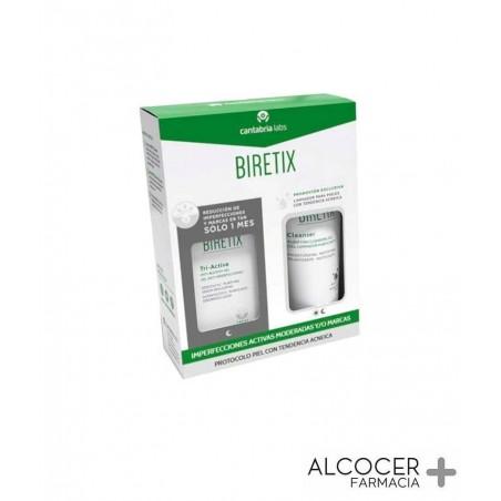 IFC BIRETIX PACK TRIACTIVE + CLEANSER