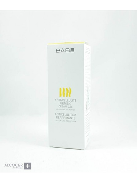 BABE CREMA ANTICELULITICA REAFIRMANTE 200 ML (NP+)