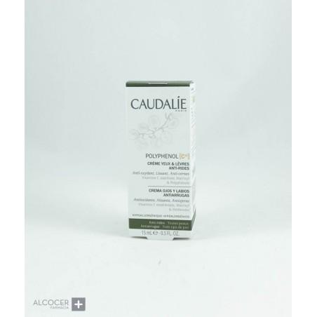 CAUDALIE POLYPHENOLS CREMA DE OJOS Y LABIO 15 ML