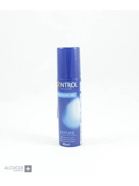 CONTROL PLEASURE GEL NATURE 50 ML