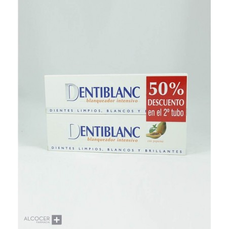 DENTIBLANC BLANQUEADORA PASTA PACK 2 X 100 ML