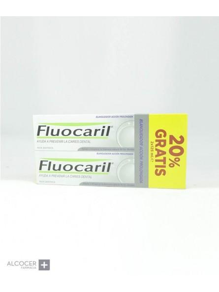 FLUOCARIL DUPLO BLANQUEADOR PASTA 2 X 125 ML