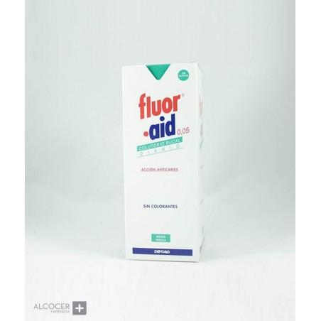 FLUOR AID COLUTORIO DIARIO 0'05 500 ML