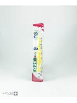 GUM KIDS CEPILLO DENTAL 3-6 AÑOS