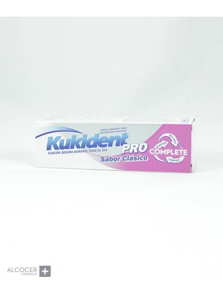 KUKIDENT PRO COMPLETE SABOR CLASICO 47 G
