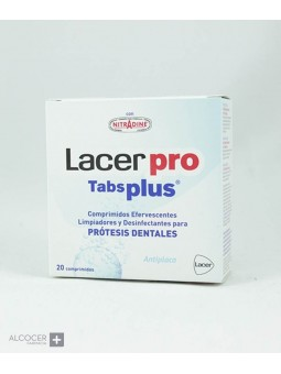 LACER PROTABS PLUS 20 COMP