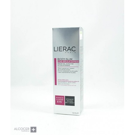 LIERAC BODY-SLIM CURE EXPRESS 100 ML