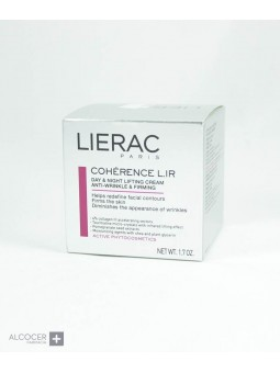 LIERAC COHERENCE L.IR CREMA 50 ML