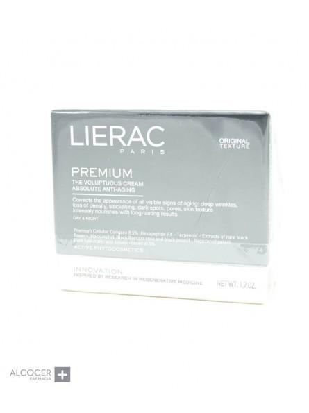 LIERAC PREMIUM CREMA TEXTURA ORIGINAL 50 ML