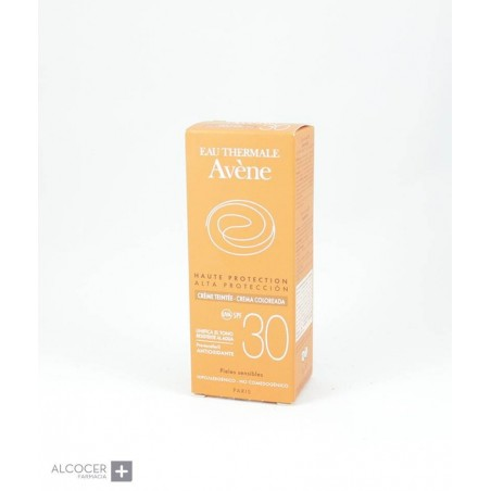 AVENE SOLAR SPF30 CREMA COLOR 50 ML