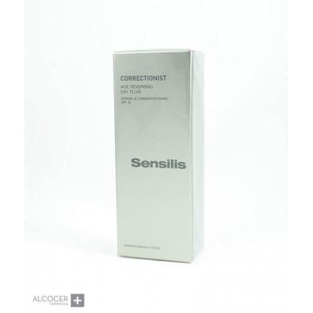 SENSILIS CORRECTIONIST FLUIDO DIA SPF 15 F 50 ML