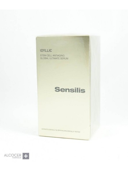 SENSILIS IDYLLIC ANTIEDAD GLOBAL SERUM ULTRAINTE