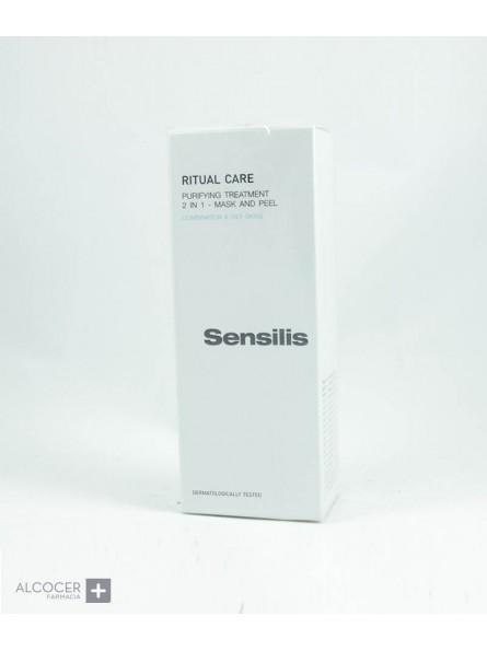 SENSILIS RITUAL CARE TRAT PURIF 2 EN 1 75 ML