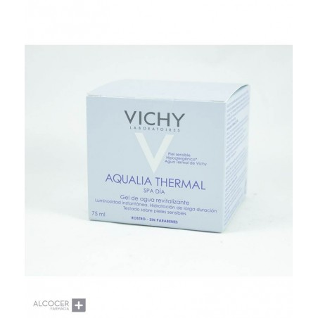 VICHY AQUALIA THERMAL SPA DIA GEL DE AGUA 75 ML