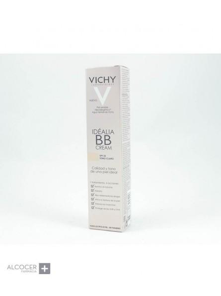 VICHY IDEALIA BB CREAM SPF 25 TONO CLARO 40 ML