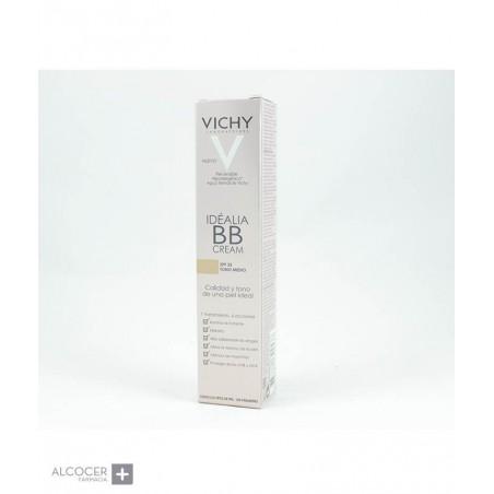 VICHY IDEALIA BB CREAM SPF25 TONO MEDIO 40 ML