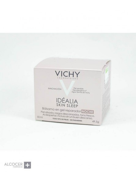 VICHY IDEALIA SKIN SLEEP NOCHE 50 ML(NP+)