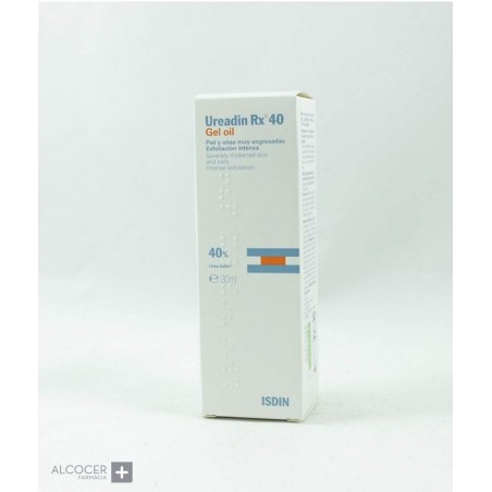 UREADIN RX 40 GEL-OIL EXFOLIANTE 30 ML
