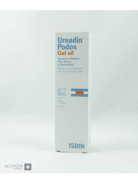UREADIN PODOS GEL OIL HIDRATANTE 75 ML