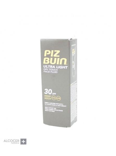 PIZ BUIN ULTRA LIGHT FLUIDO FACIAL SPF30 50 ML