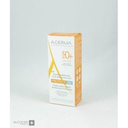 A-DERMA PROTECT AC FLUIDO SPF 50+ 40 ML