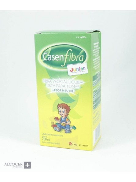 CASENFIBRA JUNIOR LIQUIDA 200 ML