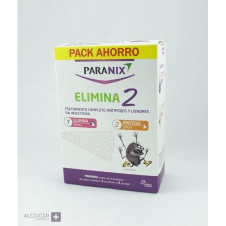 PARANIX PACK DUO SPRAY+REPELENTE
