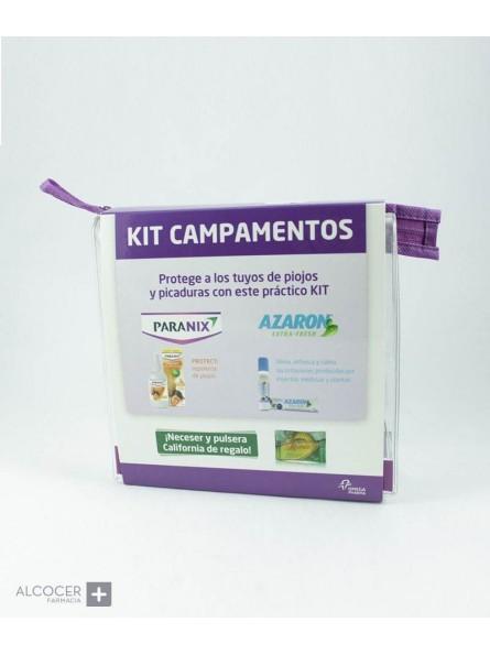 PARANIX KIT CAMPAMENTOS