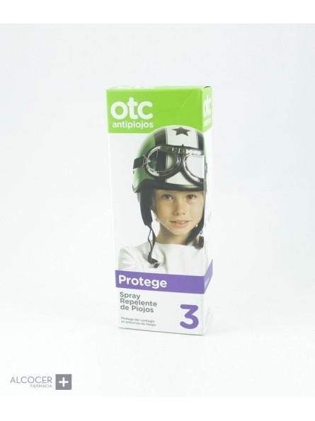 OTC 3 PROTEGE SPRAY REPELENTE DE PIOJOS 125 ML