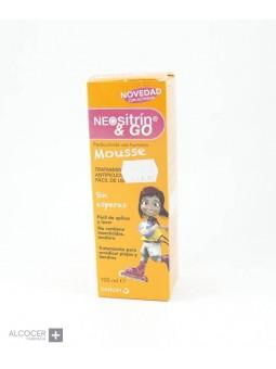 NEOSITRIN & GO MOUSSE ANTIPIOJOS 100 ML