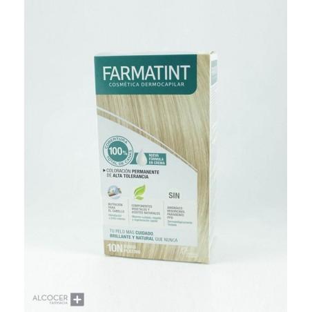 FARMATINT 10 N RUBIO PLATINO COLOUR CREAM
