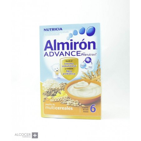 ALMIRON ADVANCE MULTICEREALES 500 G