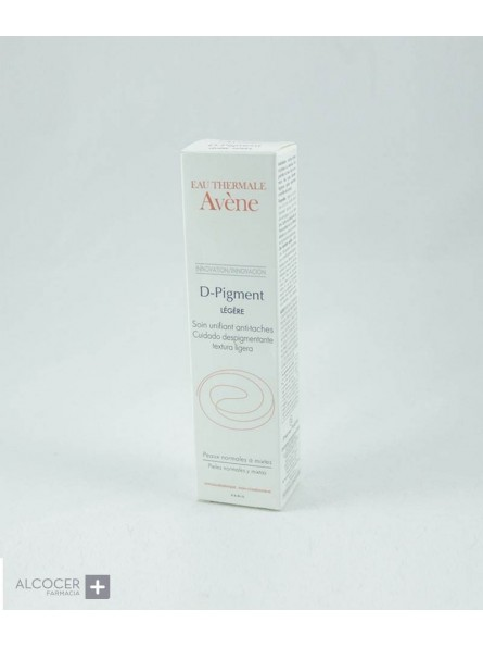 AVENE D-PIGMENT LIGERA 30 ML