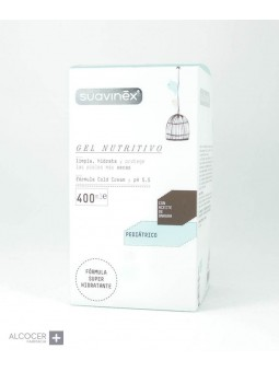 SUAVINEX GEL NUTRITIVO COLD CREAM 400 ML