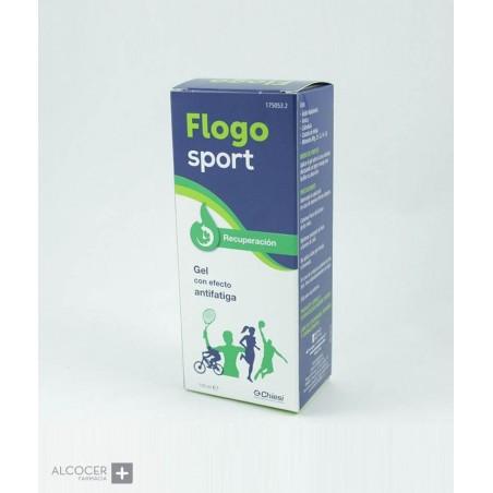 FLOGOSPORT RECUPERACION GEL ANTIFATIGA 100 ML