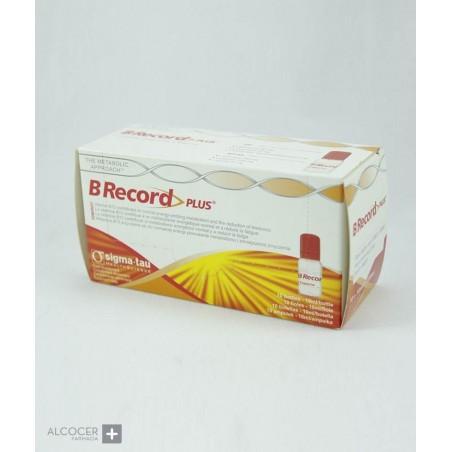 B RECORD PLUS AMPOLLA BEBIBLE 10 ML 10 AMP