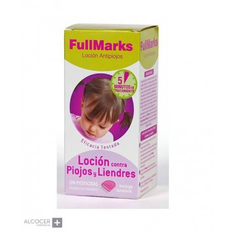 FULLMARKS LOCION ANTIPIOJOS 100 ML