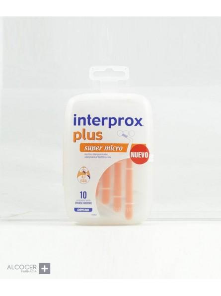 INTERPROX PLUS SUPER MICRO ENVASE AHORRO 10 U