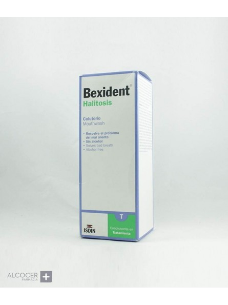 BEXIDENT HALITOSIS COLUTORIO 500 ML