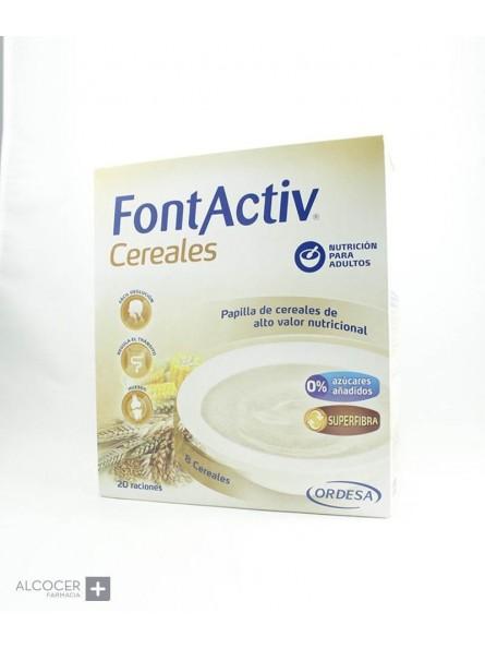 FONTACTIV 8 CEREALES 600 G