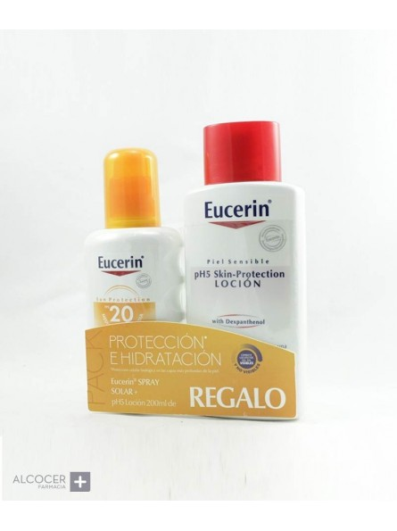 EUCERIN SUN SPF20 SPRAY 200 ML