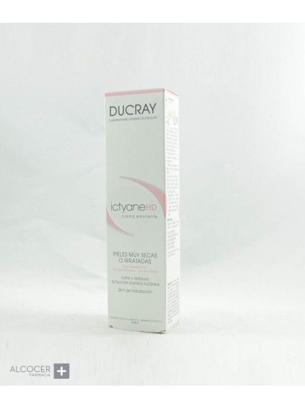 DUCRAY ICTYANE HD CR SEQ CUT 50 ML