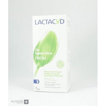 LACTACYD GEL INTIMO FRESH 200 ML