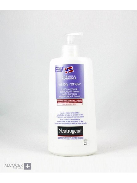 NEUTROGENA VISIBLY RENEW LOC CORP ELASTIC 400 ML