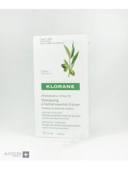 KLORANE CHAMPU OLIVO 200 ML