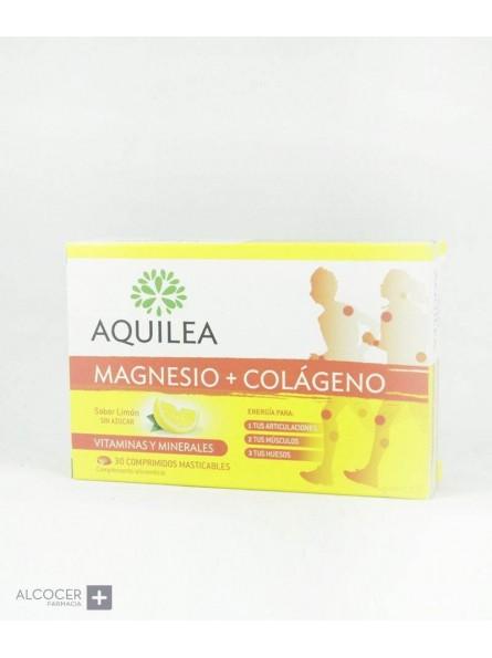 AQUILEA MAGNESIO + COLAGENO 30 COMP MAST