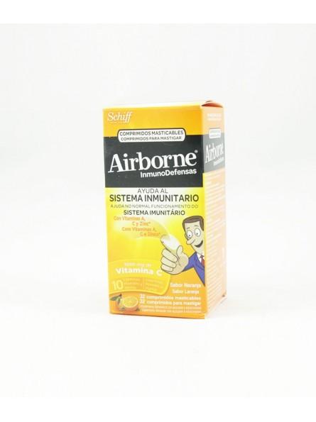 AIRBORNE NARANJA 32 COMP MASTICABLES